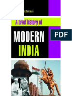 A Brief History of Modern India (Spectrum)