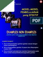 Model Pembelajaran Efektif.ppt