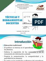 TECNICAS Y HERRAMIENTAS DOCENTES. TEMA 1.pdf