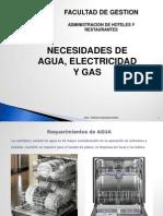 9 NECESIDADES AGUA,ELECTRICIDAD Y GAS.ppt