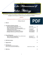 JASA Jan-Mar 2013 Issue