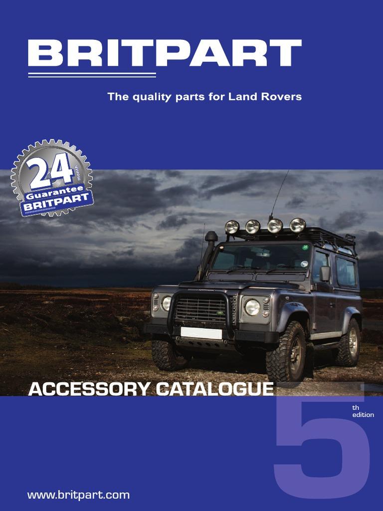 LAND ROVER DEFENDER 90 110 130 STAINLESS STEEL BONNET BOLT KIT DA1135