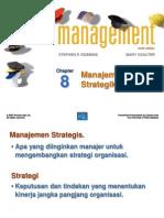 Bab 8 - Manajemen Strategik