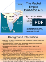 The Mughal Empire 2nd period.ppt