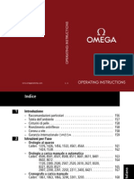 OMEGA User Manual IT - Ed 16