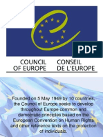 Council of Europe 0
