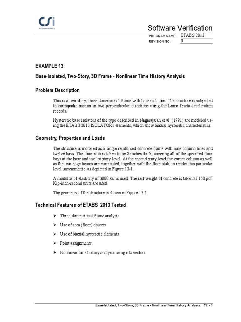 Example 13 | Deformation (Mechanics) | Column
