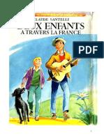 IB Santinello Claude Deux enfants à travers la France.doc