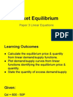 unit 2 3 - lesson 8 - calculating market equilibrium -