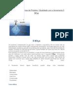 Resolvendo Problemas de Projetos.doc