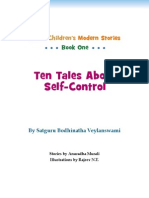 Ten Tales About Self Control