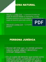 UNI.- CLASE DOS.(Persona jurídica).ppt