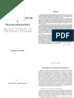 Circuitos Magnéticos Y Transformadores  Mit.PDF