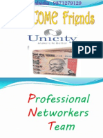 Unicity Presentation
