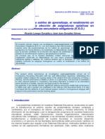 ARTICULO RELACION ENTRE LOS ESTILOS DE APRENDIZAJE Y ...Union_003_006.pdf
