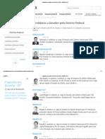 Candidatos a Senador pelo Distrito Federal - Eleições 2014.pdf