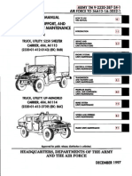 TM-9-2320-387-24-1-Mantainance-UpArmor-HumVee-Vol-1-Dec97
