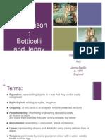comparison- botticelli and artist 4