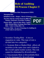 Managing Risk Ch 5 b