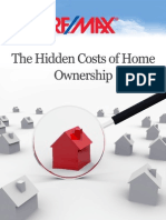 W2 Hidden Costs of Homeownership