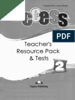 Access 2 Teacher's Book
