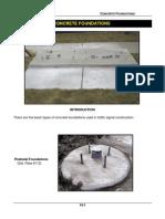 14.Concrete Foundations