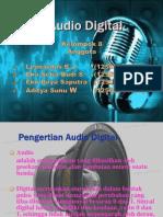 Kelompok 8 Audio Digital