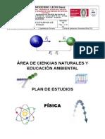 PLAN DE ESTUDIOS FISICA.doc