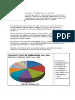 Análisis de las  exportaciones e importaciones  vía terrestre.docx