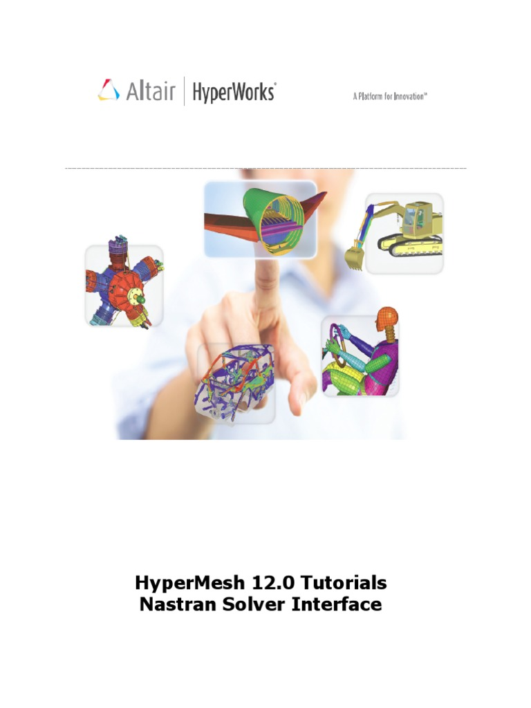 Hypermesh 120 tutorials nastran proprietary software software baditri Image collections