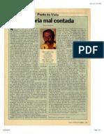 Paulo Leminski on Brazil Lit