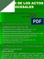 TEMA 8 NULIDAD DE  LOS ACTOS PROCESALES.ppt