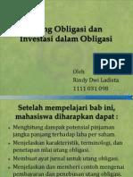 Utang Obligasi Dan Investasi Dalam Obligasi