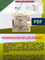 CORTE DE ROSCAS  ( MACHELOS Y TERRAJAS ).ppt