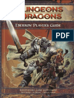 D&D 4E Eberron Player's Guide