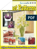 22 Free Crochet Patterns Afghan Patterns Crochet Hats and More.pdf
