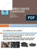 CARBON AND ITS COMPOUNDS MOHANRAJ.pptx