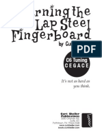 Learning the Lap Steel Fingerboard