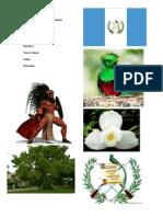 Símbolos  patrios de Guatemala.docx
