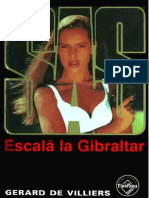 088. Gerard de Villiers - [SAS] - Escala La Gibraltar v.2.0