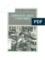 Bove Emmanuel - I Miei Amici