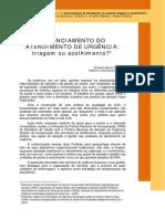 GERENCIAMENTO DO ATENDIMENTO DE URGÊNCIA - triagem ou acolhimento.pdf