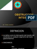 4. Obstrucción Intestinal.ppt
