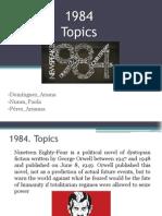 1984 Topics.pptx