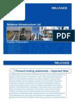 Reliance Infrastructure Q4
