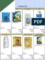 Catalogo Fungicidi