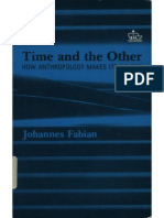 Johannes Fabian Time and the Other- How Anthropology Makes Its Object  1983.pdf