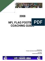 NBI 2008 NFL Flag Coaching Guide
