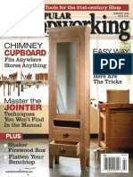 Popular Woodworking - 167 -2008