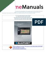 user-manual-BLAUPUNKT-CHICAGO 600-E.pdf